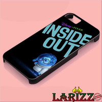 "Disney Inside out for iphone 4/4s/5/5s/5c/6/6+, Samsung S3/S4/S5/S6, iPad 2/3/4/Air/Mini, iPod 4/5, Samsung Note 3/4 Case ""002"""