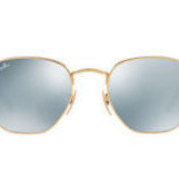 NEW SUNGLASSES RAY-BAN  ICONS RB3548N in Gold