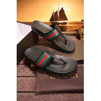 Gucci Men's Leather New Fashion Sandals