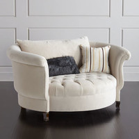 Haute House Queen Buckwheat Cuddle Chair