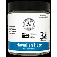 Hawaiian Haze 15.22% CBD Flower