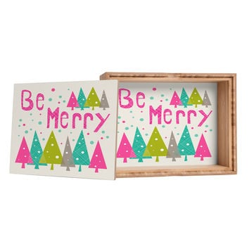 Heather Dutton Be Merry Storage Box