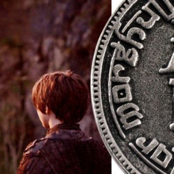 Game Of Thrones - Iron Coin of the Faceless Man