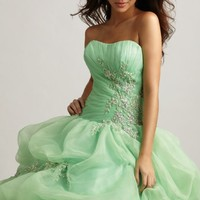 Allure Quinceanera Q304 Dress