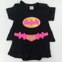 Baby Costumes Superhero Infant Boys Girls Rompers Tollder Outfit Supergirl Superman Batman Flash Wonder Woman Hulk Robin Summer