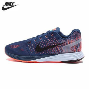 Original New Arrival NIKE LUNARGLIDE Men's Running Shoes Sneakers