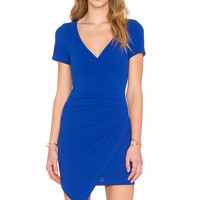 tiger Mist Sweet Life Dress in Cobalt