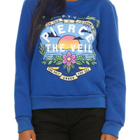 Pierce The Veil Currents Convulsive Girls Pullover Top