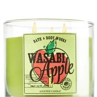 3-Wick Candle Wasabi Apple