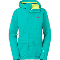 The North Face Women's Jackets & Vests Skiing/Snowboarding WOMEN'S NFZ INSULATED JACKET