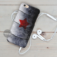 Bucky Logo Winter Soldier   iPhone Case Cover Series