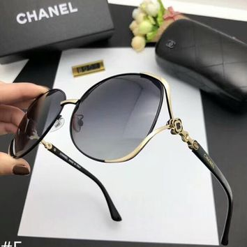 Chanel 2018 New Women's Hipster High Quality Polarized Sunglasses F-A-SDYJ #5