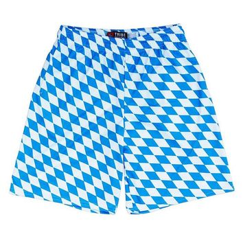 German Bavarian Lacrosse Shorts