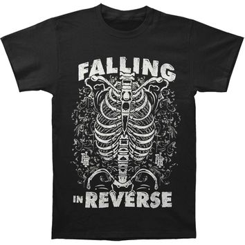 Falling In Reverse Men's  Structure Tee T-shirt Black