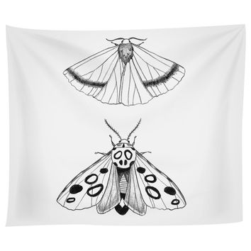 Eastern Moths Tapestry