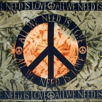 Brown - All We Need Is Love - Tapestry