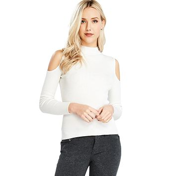 Vera Cold Shoulder Knit