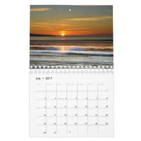 Photo Calendar with photos from Haida Gwaii Island