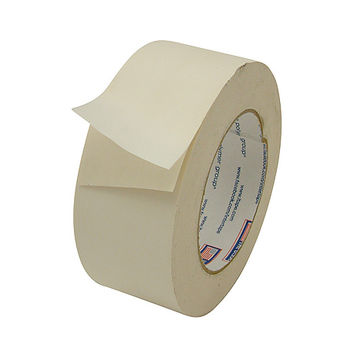 Intertape 597 Double-Sided Vinyl Tape: 2 in. x 36 yds. (Beige)