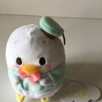 Disney Store Japan Donald Ufufy Scented Small Plush New with Tags