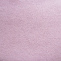 5 Continuous Yards Solid Baby Pink Anti-Pill Fleece Fabric Crafting, Sewing, Home Decor, Apparel, Washable