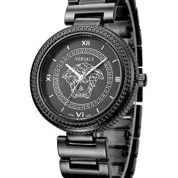 Versace Fashion Unisex Personality Quartz Movement Watch Wrist Watch I
