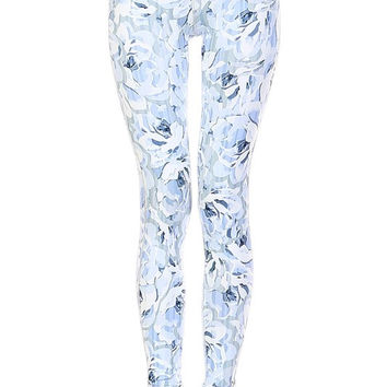 Floral Athletic Leggings