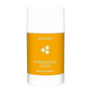 Honeysuckle Citrus Natural Deodorant