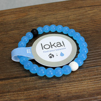 Lokai Bracelet for a balanced life (Blue)
