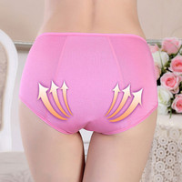 1PC Women Panties Sexy Female Underwear Seamless Panties Thong Physiological Briefs Leakproof Menstrual Period Lingerie G-string