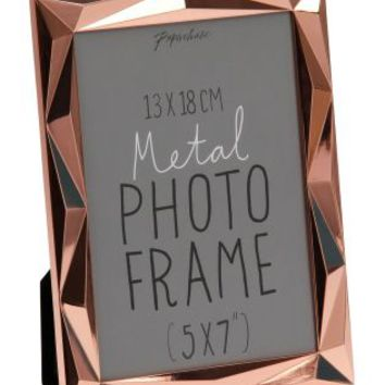 Buy Paperchase Angle Copper Photo Frame 5x7 from the Next UK online shop