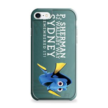 dory finfing nemo quote i remember it iPhone 6 | iPhone 6S Case