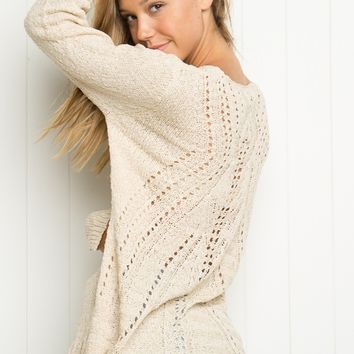 Jordan Sweater - Brandy Melville