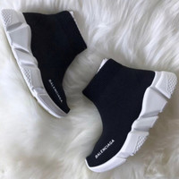 BALENCIAGA Sports and leisure flat shoes  Children's shoes