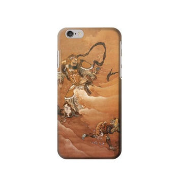 P2778 Bishamonten Pursuing An Oni Phone Case For IPHONE 6S