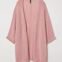H&M Loose-knit Cardigan $24.99
