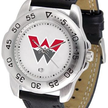 Western State Colorado University Mountaineers Sport Watch