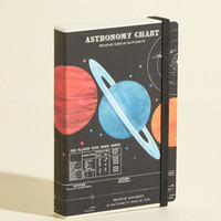 Celestial Hobbies Notebook | Mod Retro Vintage Desk Accessories | ModCloth.com
