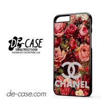 Floral Chanel 2 For Iphone 6 Iphone 6S Iphone 6 Plus Iphone 6S Plus Case Phone Case Gift Present YO