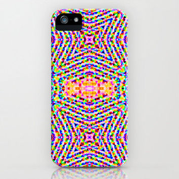 iPhone 5 Case - OMG - geometric iPhone case