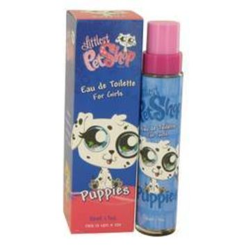 Littlest Pet Shop Puppies Eau De Toilette Spray By Marmol & Son
