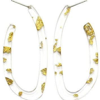 Oval Sprinkle Hoops