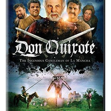 James Franco & Carmen Argenziano & Various-Don Quixote: The Ingenious Gentleman of La Mancha