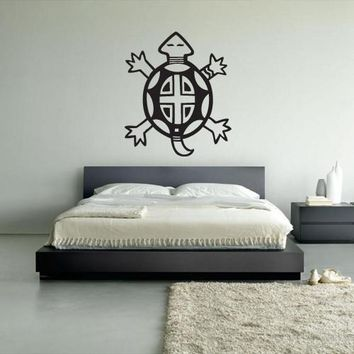 Wall Vinyl Decal Sticker Bedroom Wall Decal Symbol Naitive Inks Egypt Tortoise  z278