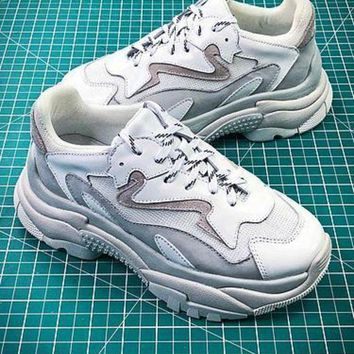PEAP2Q 2018 Ash 2018 Addict Ai340l40001 White Fashion Sneaker