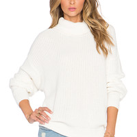 Lovers + Friends x REVOLVE Alexa Sweater in Off White