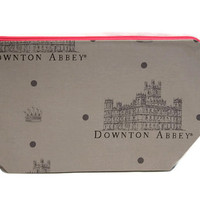 Downton Abbey knitting project bag, Travel Pouch, Downton Abbey, Knitting project Project Bag,  Makeup Bag, Toiletry Bag