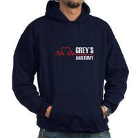 Grey's Anatomy Hoodie (dark)> Grey's Anatomy TV Store