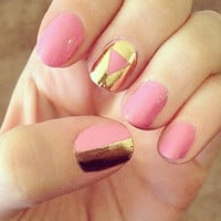 Rad Nails Back To Basics Nail Wraps