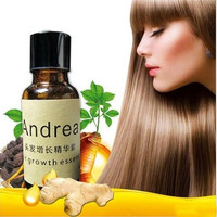 Andrea Hair Growth Essence Hair Loss Liquid 20ml Fast Hair Growth Products [8833413836]